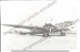 PHOTO AVION HEINKEL 177     12X18CM - Aviación