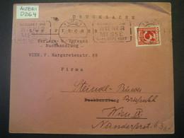 Österreich 1927- Geschäftsbrief Gelaufen In Wien Im Ortsgebiet - Cartas