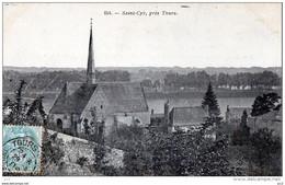 37 - SAINT CYR - Prés Tours - Saint-Cyr-sur-Loire