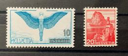 11093 - Détaché Du Bloc Nos 9 &10 Naba 1938 ** Neuf MNH Cote Zst 76.00 CHF - Bloques & Hojas