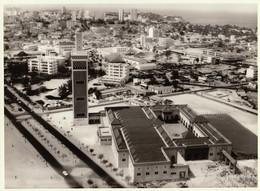 """Afrique Grande Photo Aérienne De Dakar Sénégal Origine: """"commandement De L'air En AOF"""" - Africa"""