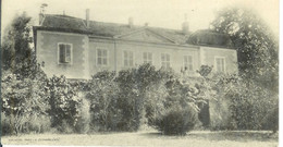 Cpa  38 Ruy , Château De La Rozière , Circulée Non - Altri Comuni
