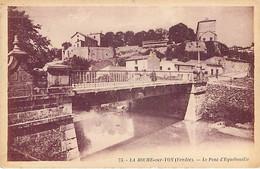LA ROCHE SUR YON - Le Pont D'Equebouille - 73 - La Roche Sur Yon