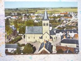 En Avion Au Dessus De Bengy-sur-Craon - Otros Municipios