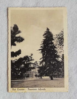 Cartolina Illustrata Orio Canavese - Preventorio Infantile, Viaggiata Per Montecatone Imola 1955 - Andere Städte