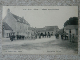 PONTAULT                                           FERME DE PONTILLAULT - Pontault Combault