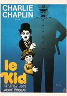 "CPM - ILLUSTRATION LEO KOUPER - Charlie CHAPLIN ""le KID"" - Edition Nugeron - Kouper"
