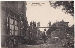 42 LA VERSANNE **Chemin De L'Eglise** Construction D'une Maison - Sin Clasificación