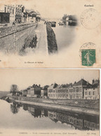 CORBEIL-ESSONNES - Lot De 12 CPA - Corbeil Essonnes