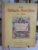 Les Défauts Horribles Par TRIM - Hachette
