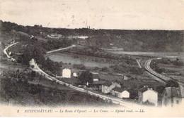 88 - Neufchâteau - La Route D'Epinal - Les Crans - Neufchateau