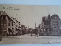 DE PANNE La Panne / Rue OYATS Halmenstraat 1925 - De Panne