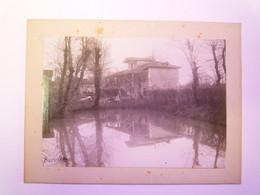 "2020 - 8548  FLEURANCE  (Gers)  :  Belle Photo  "" BARRIEU ""  Sur Carton Rigide  (format 20 X 15cm)  RARE   XXX - Fleurance"