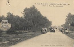 Circuit De La Sarthe - Entre La Fourche Et Ardenay - Le Mans