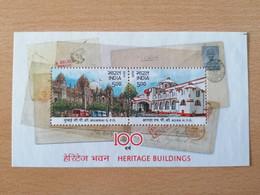 085 Poste Bombay  Mumbai  Agra - Unused Stamps