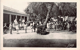 Tunisie - FERRYVILLE Menzel Bourguiba - La Cour De Récréation De L'école Maternelle - Túnez