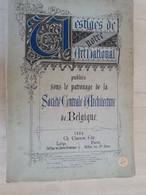 Vestiges De Notre Art National - Société Centrale D'architecture De Belgique - 1884  Van Ysendyck - Lot De 138 Planches - Architecture