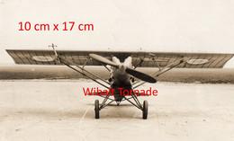 Photo Originale Armée De L'air Francaise Wibault - 1939-45