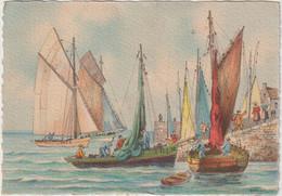 DE 53 : Illustrateur ,Barday ,  Bateau - Barday