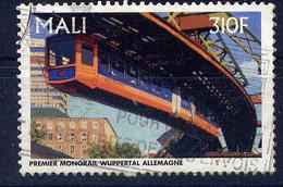 MALI - 933F° - TRAIN MONORAIL - Malí (1959-...)