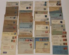 Lot De 50 Lettres De 1933 - Banques Du Monde - Cachet Eingang / Beantwoortet - Vers Berlin -  PRIX DEPART 1€!!! - Cartas