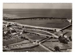 85 VENDEE - ILE DE NOIRMOUTIER L'Herbaudière, Le Port, Vue Aérienne (voir Descriptif) - Ile De Noirmoutier