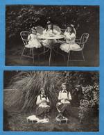 91 ESSONNE - YERRES Cartes Photo - Yerres