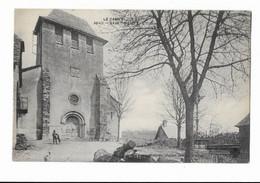 Cpa Le Cantal Illustré -Saint Mamet L'Eglise - Saint-Mamet-la-Salvetat
