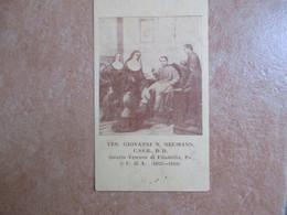 Ven.Giovanni N.Neumann C.S.S.R. D.D. Vescovo Filadelfia USA - Devotion Images