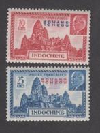 Colonies Françaises -Timbres Neufs** - Kouang -Tcheou - Pétain - N° 138 Et 139 - Ungebraucht
