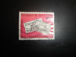 COTE D'IVOIRE N° 852  OBLITERE - Ivory Coast (1960-...)