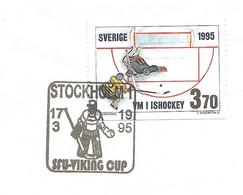 1995 SFU-Viking Cup:Hockey Sur Glace :Stockholm (Suède) - Hockey (Ijs)