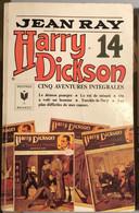 Harry Dickson - Marabout - Volume 14 - Fantastici
