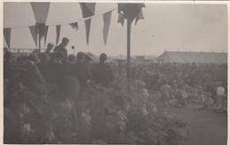 RP: SUTTON , Surrey , England , 1945 ; Gathering Of People - Surrey