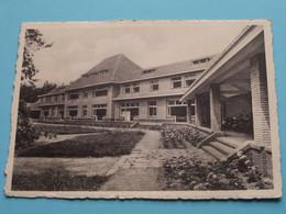 Sanatorium LIZZIE MARSILY Westmalle Paviljoen ( Thill ) Anno 1965 ( Voir / Zie Scans ) ! - Malle