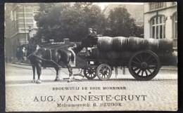 Brugge, Brouwerij De Drie Monniken. August Vanneste-Cruyt - Zonder Classificatie