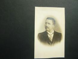 Doodsprentje ( 3792 )  De Croix / De Vuyst  -  Tielt  1911 - Avvisi Di Necrologio