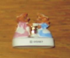 Fève 214 Deux Souris Disney - Unclassified