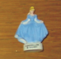 Fève 036 Cendrillon Disney - Zonder Classificatie