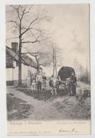Heusden-Zolder  Paysage à Heusden  (Environs De Beeringen)  Edit Delée Hasselt N° 222/100 - Heusden-Zolder