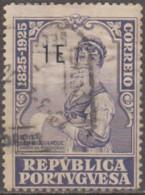 PORTUGAL-1925,   Centenário Do Nascimento De Camilo Castelo Branco,  1 E.  (o)  Afinsa  Nº 350 - Used Stamps