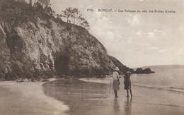 MORGAT - Les Falaises Du Côté Des Petites Grottes - Morgat