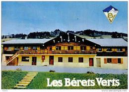 """Carte Postale  73. Fumet  Crest-Voland  """"Les Bérets-Verts"""" Trés Beau Plan - Zonder Classificatie"""