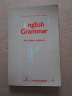 #  ENGLISH GRAMMAR FOR ITALIAN STUDENTS / PETRINI EDITORE - Informatica