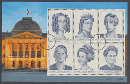 BL 89 - XX - Dynastie - De Zes Belgische Koninginnen - Les Six Reines Belges - Perszegels - Ohne Zuordnung