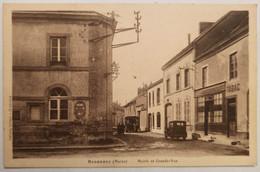 51 - BEZANNES - Mairie Et Grande Rue - Café Tabac LALUCQ - Cpa Marne - Altri Comuni