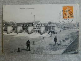 VIERZON                  LE BARRAGE - Vierzon