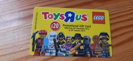 Toys R Us Gift Card United Kingdom - Lego - Gift Cards