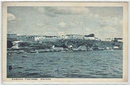 Red Star Line - Cabania Fortress Havana - Paquebote
