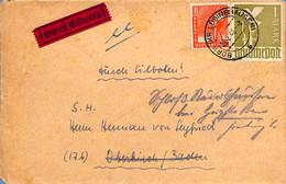 Allemagne Zone Française  1948  Lettre De  Bork    (G0132) - Franse Zone